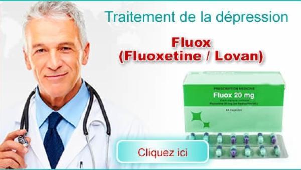 Acheter Fluoxetine Sandoz en Ligne
