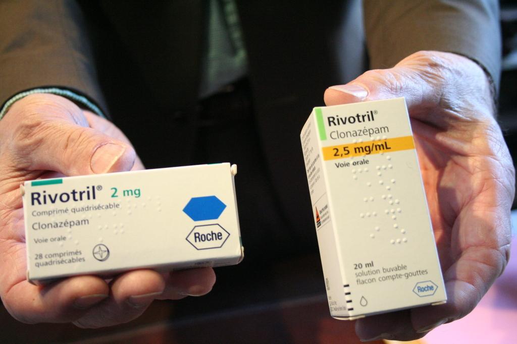 Vente RIVOTRIL Clonazépam sans ordonnance en France