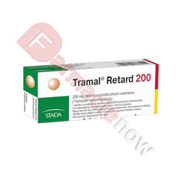 Трамал Ретард (Трамадол) 200мг
