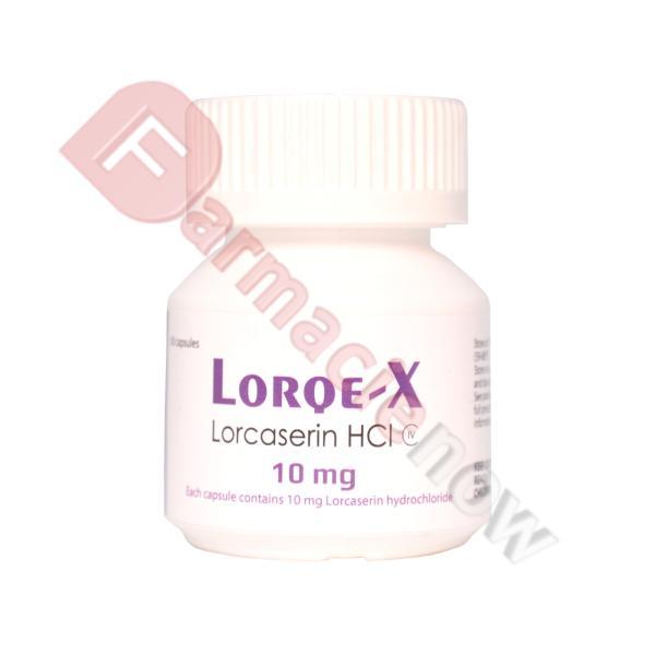 Lorqe-X (Lorcasérine) 10mg