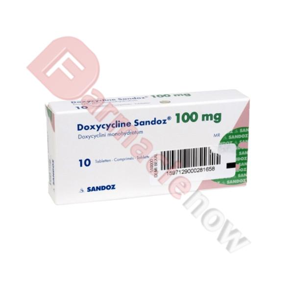 Doxiciclina 100mg