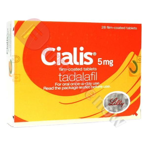 Generic Cialis Daily (Tadalafil) 5mg