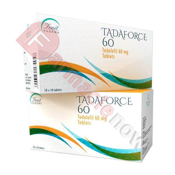 Tadaforce (Tadalafil) 60mg