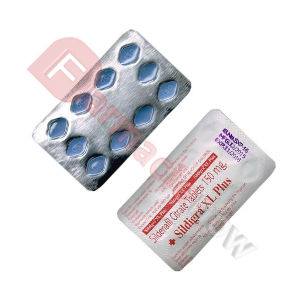 Sildigra XL Plus (Sildenafil) 150mg