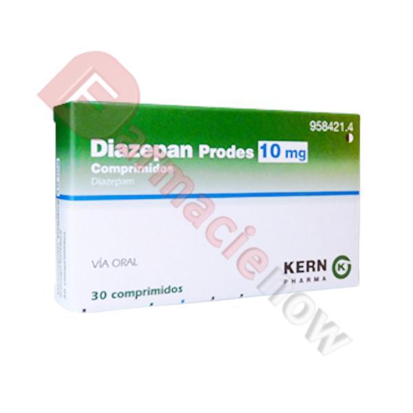 Diazepan Prodes 10mg
