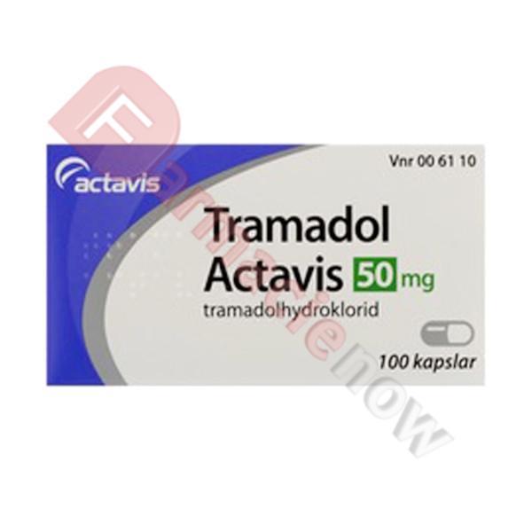 Tramadol Actavis 50mg