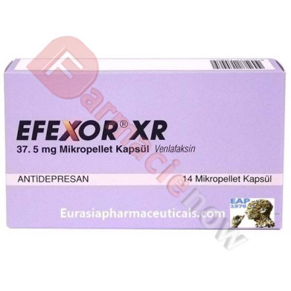 Generika Effexor (Venlafaxin) 37.5mg
