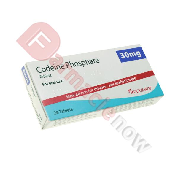 Fosfato de Codeína 30mg