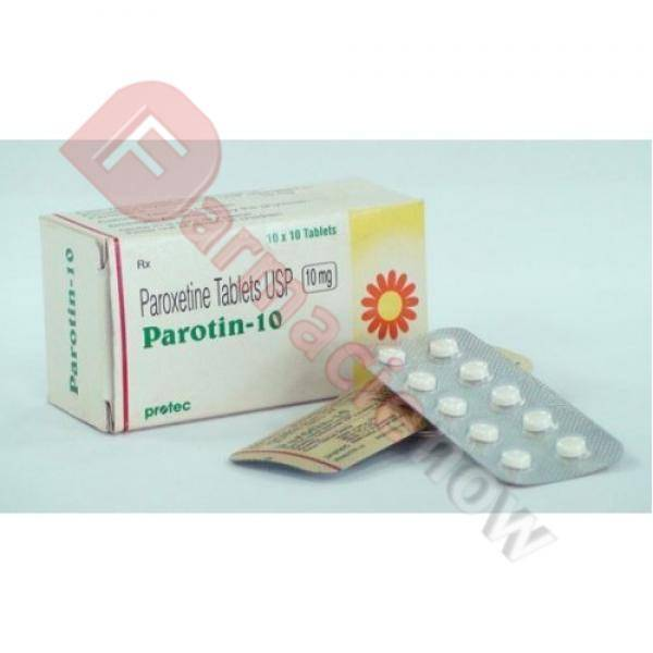Generico Paxil (Paroxetine) 10mg