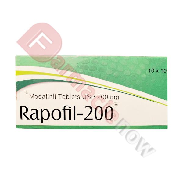 Rapofil (Modafinilo) 200mg