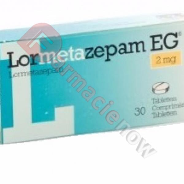 Lormetazepam EG 2mg