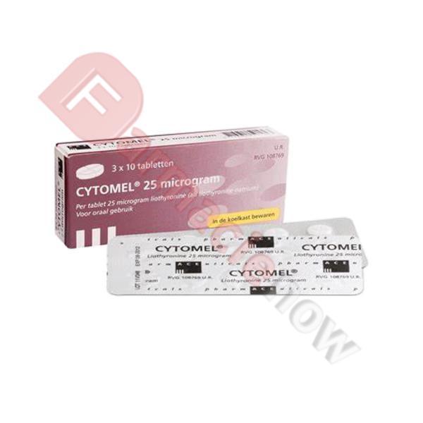 Cytomel 25mcg