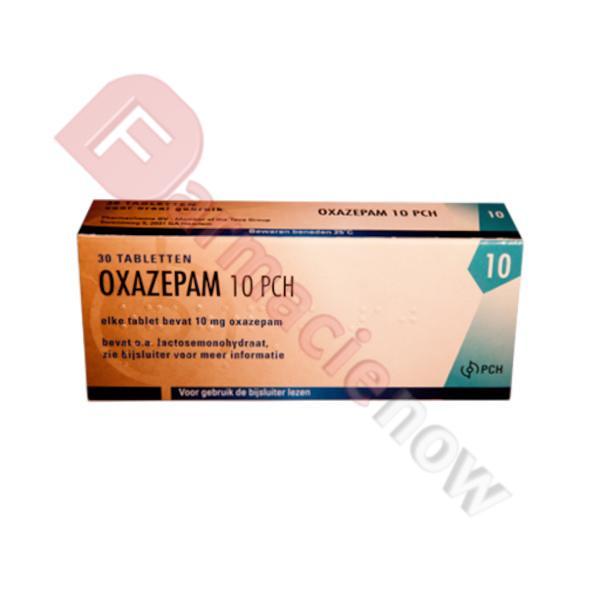 Oxazépam 10mg