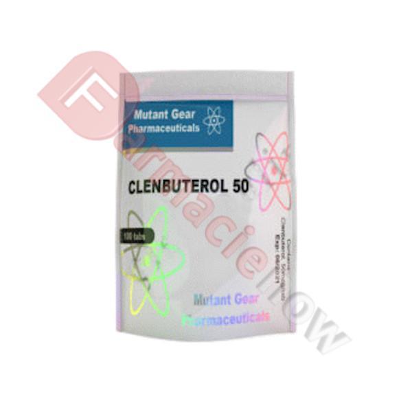 Clenbuterol 50mcg