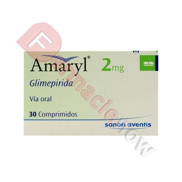 Generic Amaryl 2mg