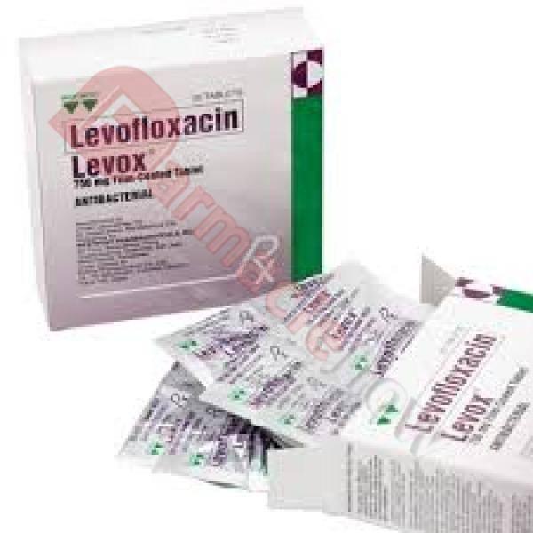 Generika Levaquin (Levofloxacin) 250mg