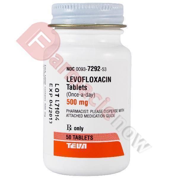 Generika Levaquin (Levofloxacin) 500mg