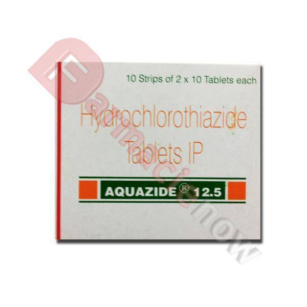 Generic Microzide 25mg (Idroclorotiazide)
