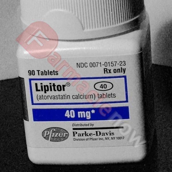 Generika Lipitor (Atorvastatin) 40mg