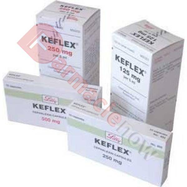 Generico Keflex 250mg