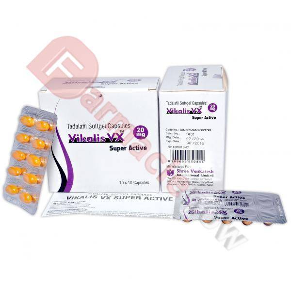 Generic Cialis Super Active 20mg