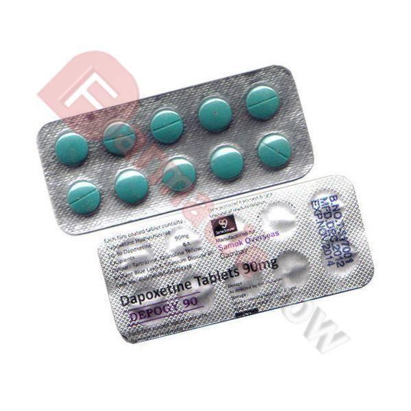 Acheter Priligy Générique (Dapoxétine) 90mg