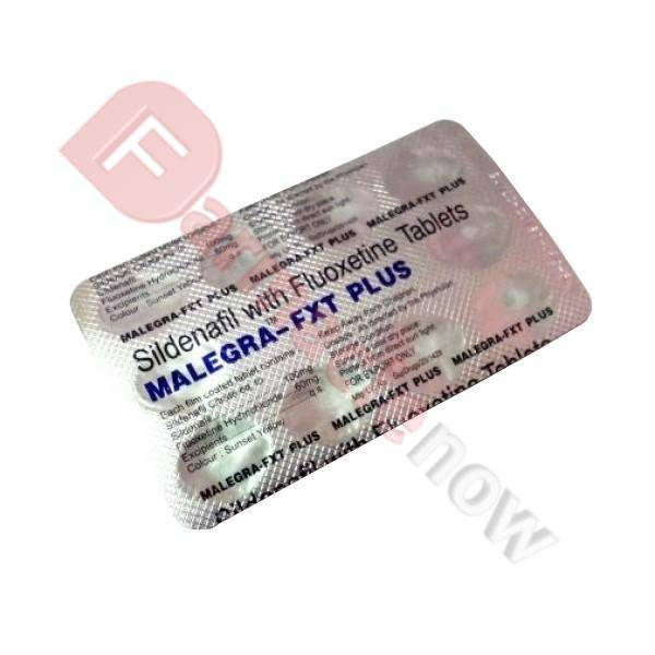Malegra FXT Plus 100/60mg