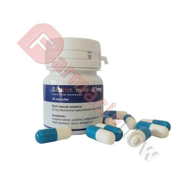 Generic Reductil (Sibutramine) 20mg