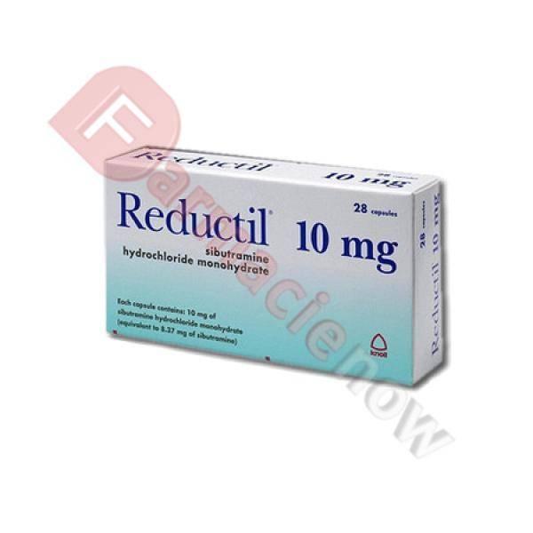 Acheter Reductil Générique (Sibutramine) 10mg