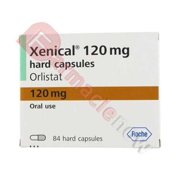 Xenical Generico (Orlistat) 120mg