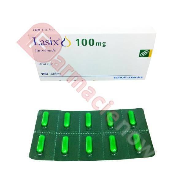 Lasix (Furosemid) 100mg