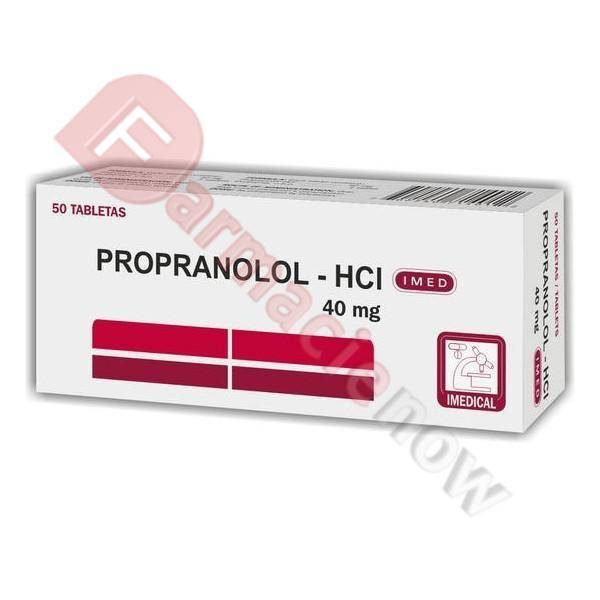 Propranolol Generika 40mg