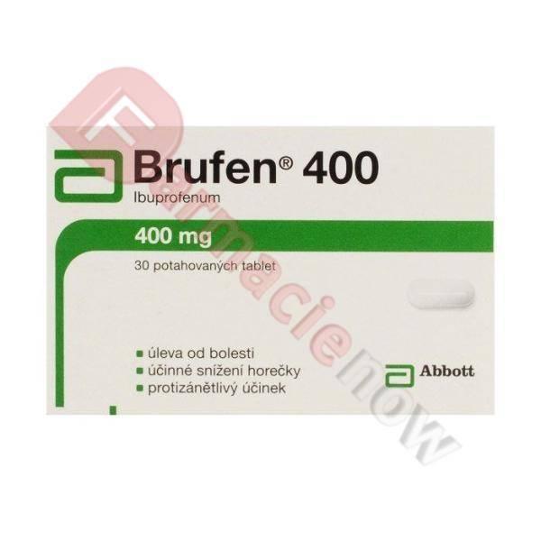 Generic Brufen (Ibuprofen) 400mg