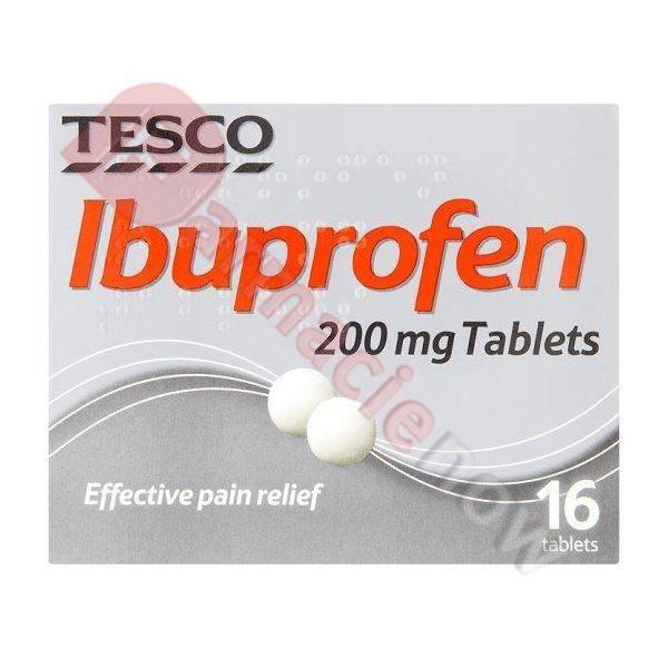 Ibuprofene Generico 200mg