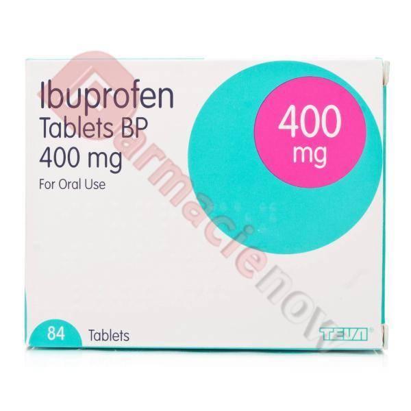 Ibuprofene Generico 400mg