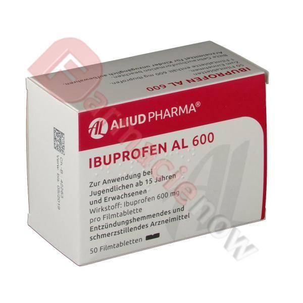 Ibuprofene Generico 600mg