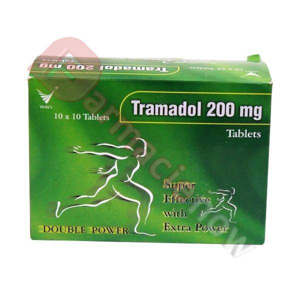 Generic Ultram (Tramadol) 200mg