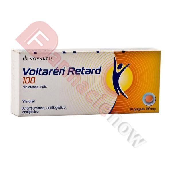 Generic Voltaren (Diclofenac) 100mg