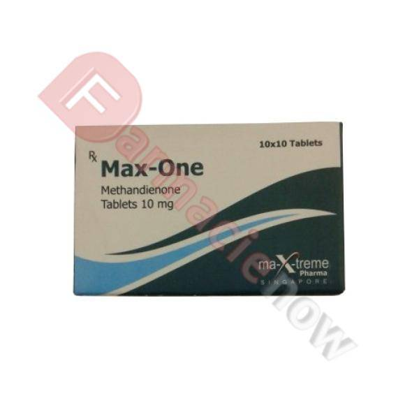 Max One (Methandienone) 10mg steroid