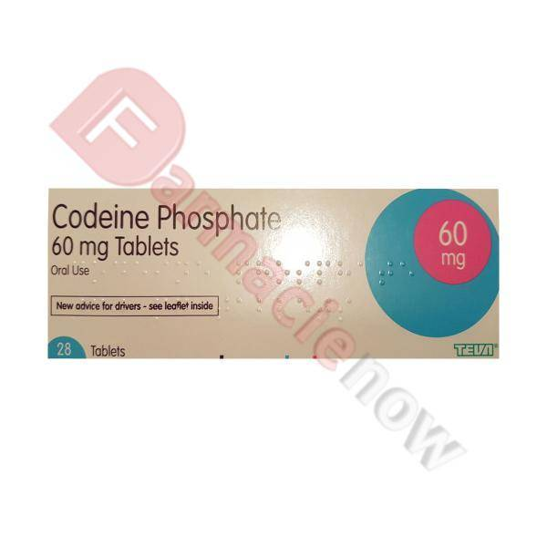 Codein Phosphat 60mg
