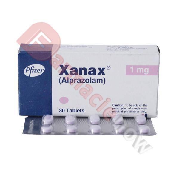 Generic Xanax (Alprazolam) 1mg