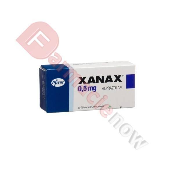 Generic Xanax (Alprazolam) 0.5mg
