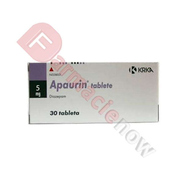 Apaurin (Diazepam) 5mg