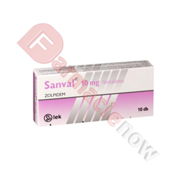 Sanval (Zolpidem) 10mg