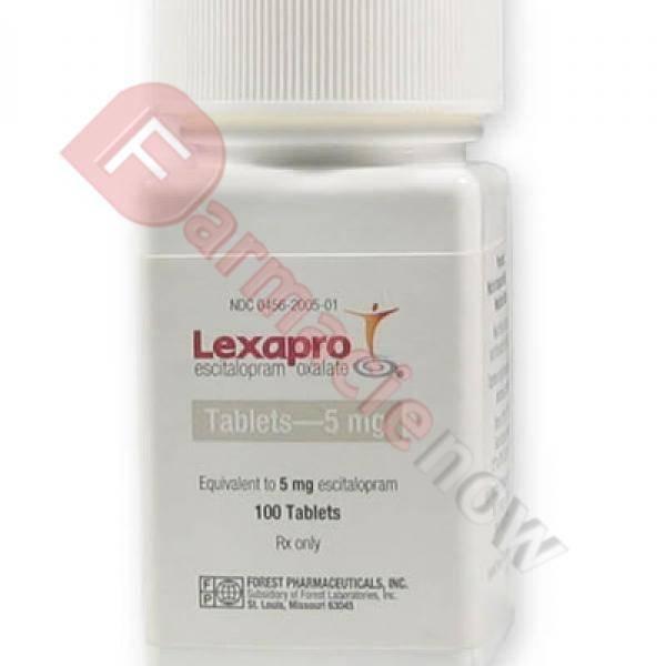 Generico Lexapro (Escitalopram) 5mg