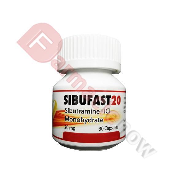 Reductil Générique Sibufast 20mg