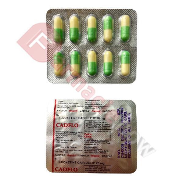 Fluox (Fluoxetine) 20mg