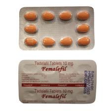 Femalefil (Cialis for women) 10mg