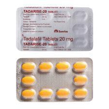 Tadarise (Tadalafil) 20mg