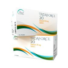 Cialis Genérico (Tadalafil) Tadaforce 20mg